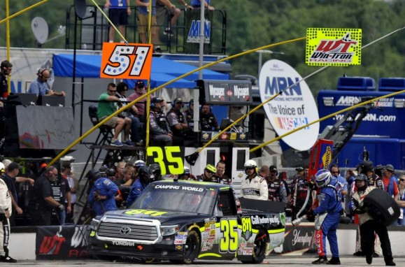 2014 Camping World Truck Pocono